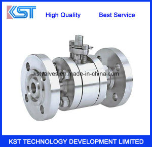 3-PCS Full Bore Floating Forged Ball Valve