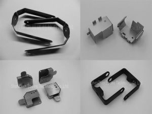 CNC Precision Metal Stamping Part Laser Cutting and Bending Part pictures & photos