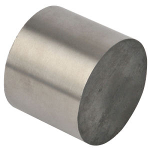 Big Size Neodymium Cylinder Magnet with Nickel Plating pictures & photos