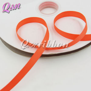 Light Orange Solid Grosgrain 9mm Ribbon
