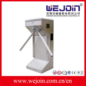 Vertical Tripod Turnstile for Access Control Biometric Readers pictures & photos