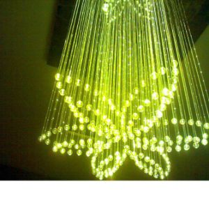 Fiber Optic Chandeliers for Decoration pictures & photos