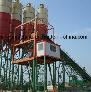 120m³ /H PLC Control Concrete Mixing Plant for Cambodia pictures & photos