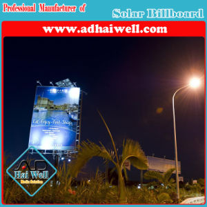 Solar System Outdoor Advertising Billboard Structure pictures & photos