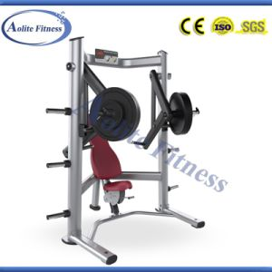 Cheap Gymnastics Equipment for Sale/Chest Press/Chest Exercise Equipment/Body Strong Fitness Equipment pictures & photos