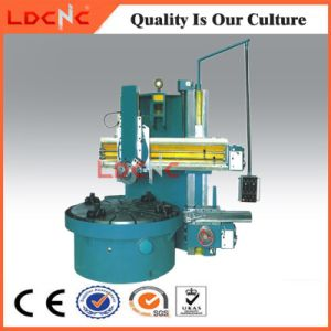 High Precision Conventional Manual Vertical Lathe Price pictures & photos