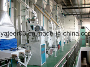 China Supplier Flour Mill for Sale /Rice Flour Milling Machine pictures & photos