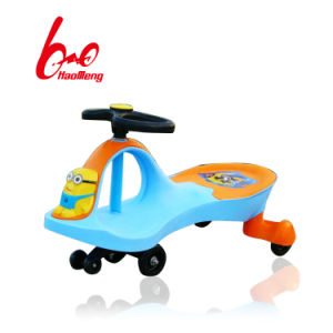 Scare Kids Swing Car for Children with Music and Light pictures & photos