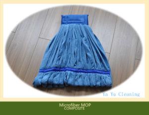 Microfiber Cleaning Wet Floor Mop (YYMK-300) pictures & photos