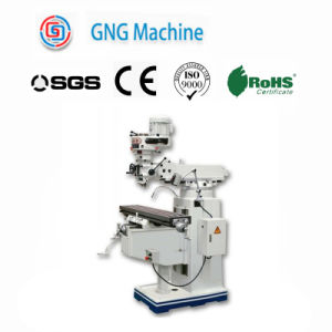 Electric CNC High Precision Universal Milling Machine pictures & photos
