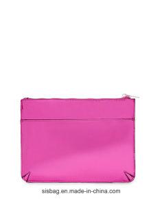 Designer Candy Color PU Clutch Bag Coin Purse pictures & photos