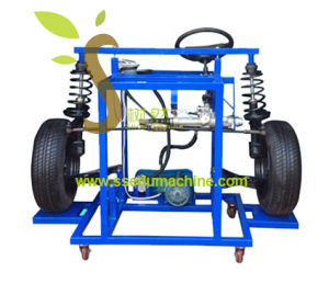 Power Steering Demonstrator Autombile Instructional Package Automotive Training Equipment