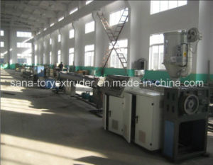 Plastic Extruder for HDPE Pipe/Tube Production Line pictures & photos