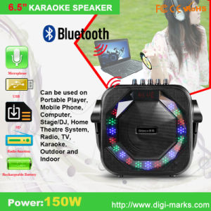 Portable Bluetooth Mini USB TF Speaker pictures & photos