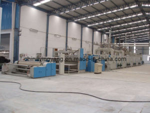 Synthetic Leather Substrate Production Line (YYL-ZH) pictures & photos