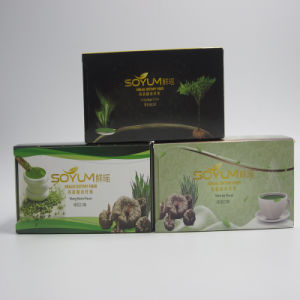 Matcha Konjac Dietary Fiber Beverage for Slimming pictures & photos