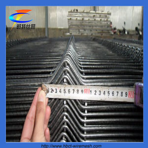 Anping Hot Sales PVC Coated Triangle Bends Fencing Factory pictures & photos