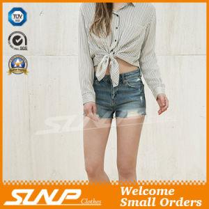 2016 Wholesale Garment Jeans Short Denim Short Clothing