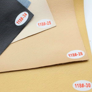 Durable PVC Leather for Sofa (118#) pictures & photos
