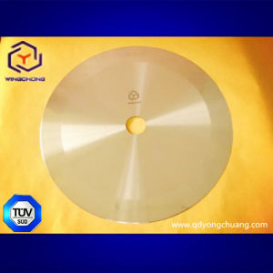 High Precision Circular Blade for Cutting Protective Film pictures & photos