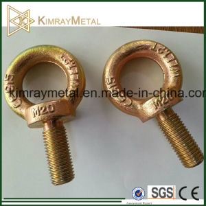 Drop Forged Collared Eye Bolt JIS Type JIS1168 pictures & photos