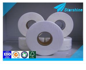 2 Ply Wood Pulp Tissue Paper Jumbo Roll