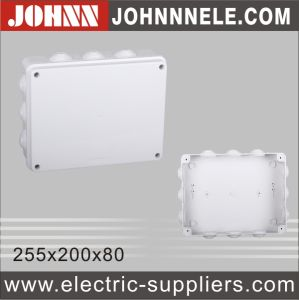 IP65 PVC Box Waterproof Electrical Junction Box pictures & photos