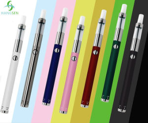 1.8ohm Hayes Twist II Cigarette with Glass Drip Tip & Adjustable Airflow System pictures & photos