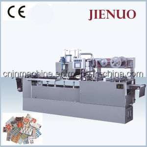 Jienuo Automatic Al-Al Blister Packing Machine (DPB-140) pictures & photos