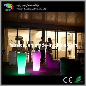 Illuminated LED Planter (BCG-918V)