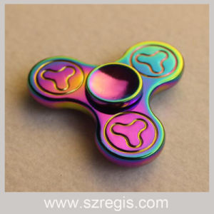 Top Selling Fidget Spinner Release Stress Colourful Hand Spinner/Fingertip Gyro pictures & photos