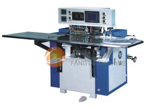 Soft Handle Sealing Bag Making Machine pictures & photos