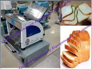China Bakery Equipment Toast Food Bread Slicer Cutter Machine pictures & photos