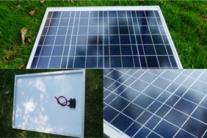 40wp~300wp SASO certificate Monocrystalline/Polycrystalline Sillicon Solar Panel for PV Module with Solar Module solar panel kits solar panel/power charger pictures & photos