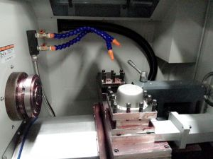 China Low Price Economical Mini CNC Lathe Machine Ck30A/Ck6130 pictures & photos