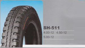 Hot Sale 4.00-12, 4.50-14, 5.00-12 Tiller Tyre for Japanese Tractors pictures & photos