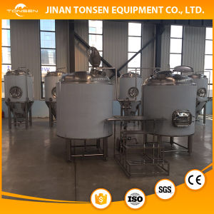 2500L Beer Brewing Equipment for Craft Brewery, Mush Tun, Boil Kettle pictures & photos