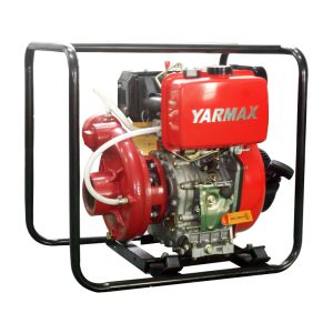 Yarmax Farm Agricultural Irrigation 2/3/5kw Diesel Water Pump pictures & photos