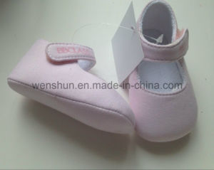 Simple Mary Jane Baby Shoes 2001 pictures & photos