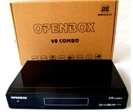 Linux OS DVB-T2+S2 Combo HD V8 STB /Open Box pictures & photos
