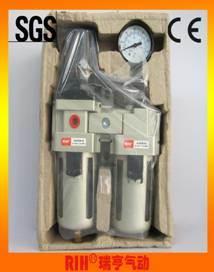 "SMC Type Processing Elements 1/2"" Air Source Treatment (AC4010-04)"