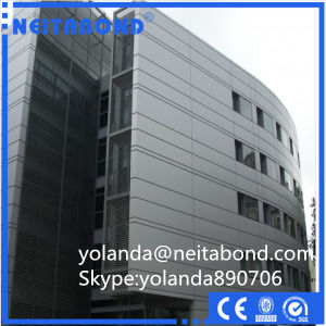 Neitabond Brand Aluminum Composite Panel with Free OEM Service pictures & photos