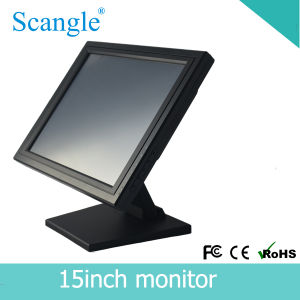15inch Touch Screen Monitor for POS System pictures & photos