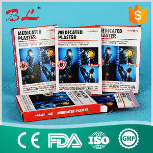 Hot Sales High Quality Relief Pain Medical Adhesive Capsicum Plaster pictures & photos