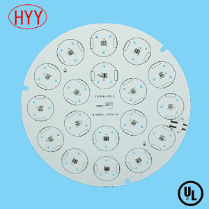 Different Aluminum Circuit Board with HASL (HYY-3005) pictures & photos