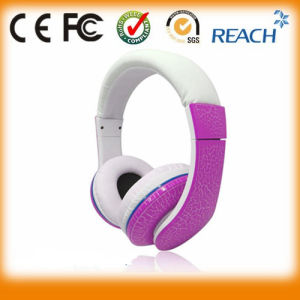 China Manufacture Headphone Super Bass Headphone pictures & photos