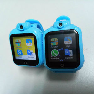 Android System 3G Kids Tracker Watch with 4G Memory pictures & photos