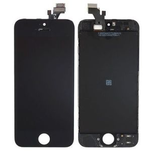 LCD Display+Touch Screen Lens Digitizer Assembly for iPhone 5 Black pictures & photos