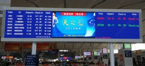 Indoor/Outdoor Full Color Advertising LED Display (LED screen, LED sign) pictures & photos