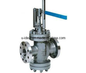 Lever-Type Steam Pressure Control Regulator Valve, Match with Part Turn Actuator Can Realize Remote Control / Steam Reducing Valve- pictures & photos